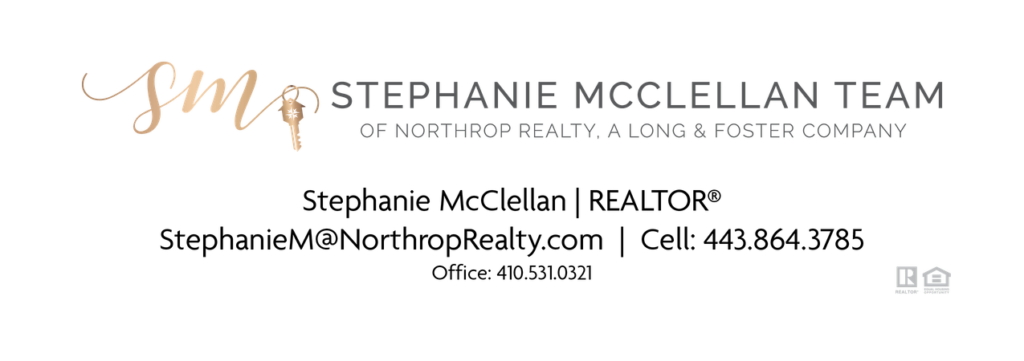 Stephanie McClellan Team Logo
